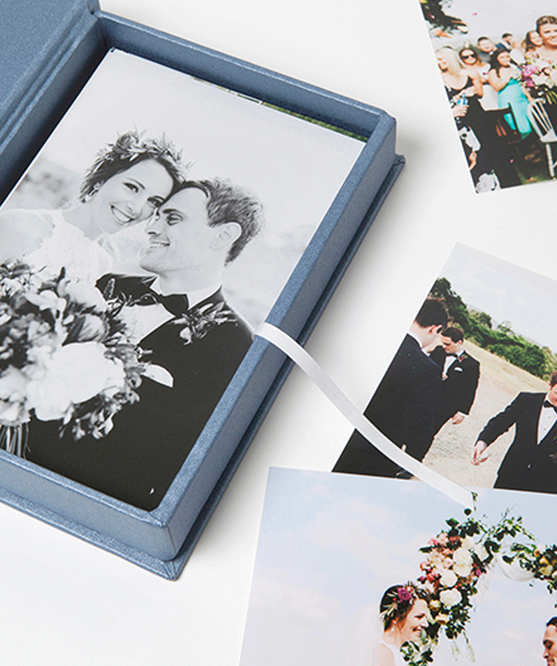 Print Boxes for Photographers