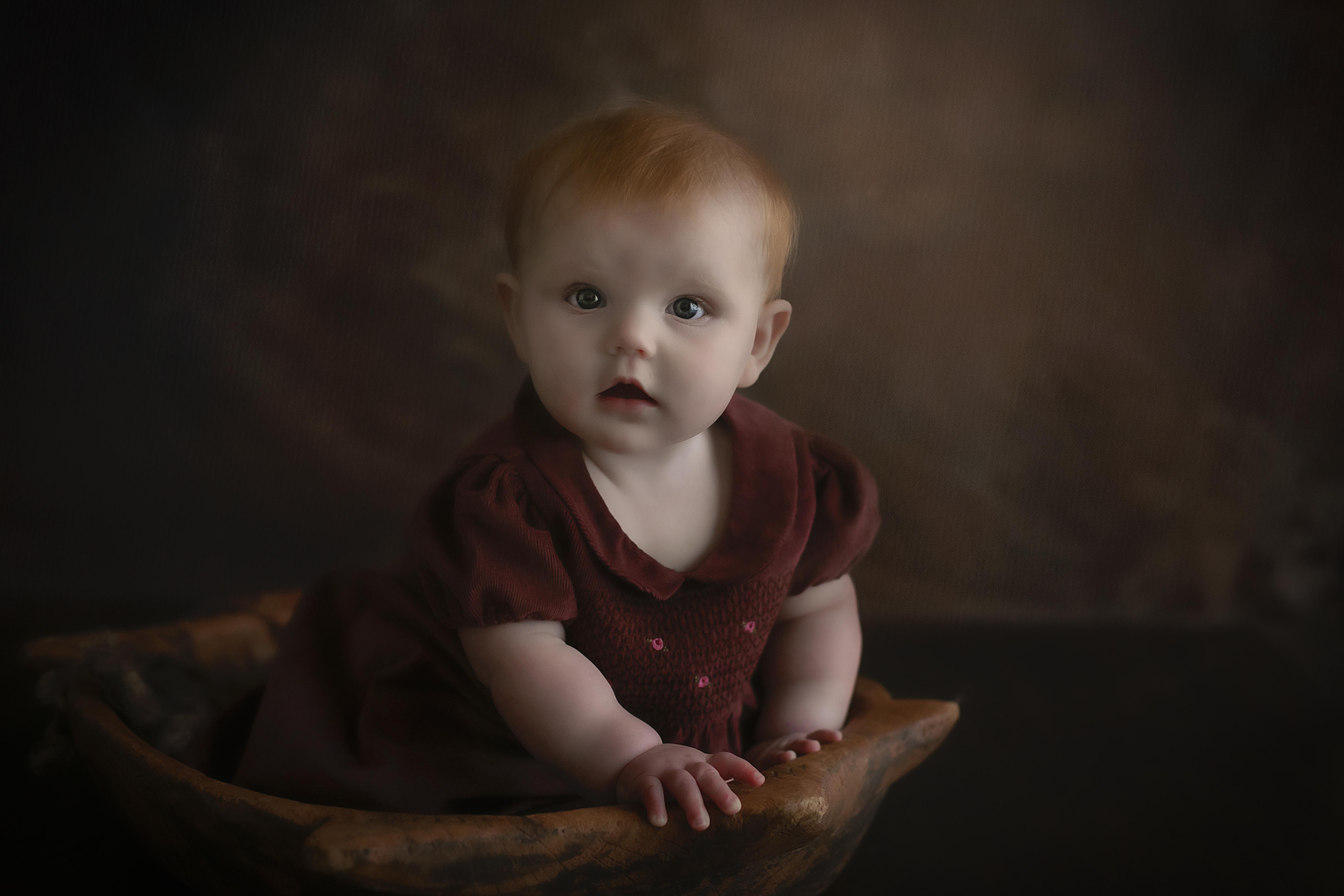 Beautiful Baby Photoshoot
